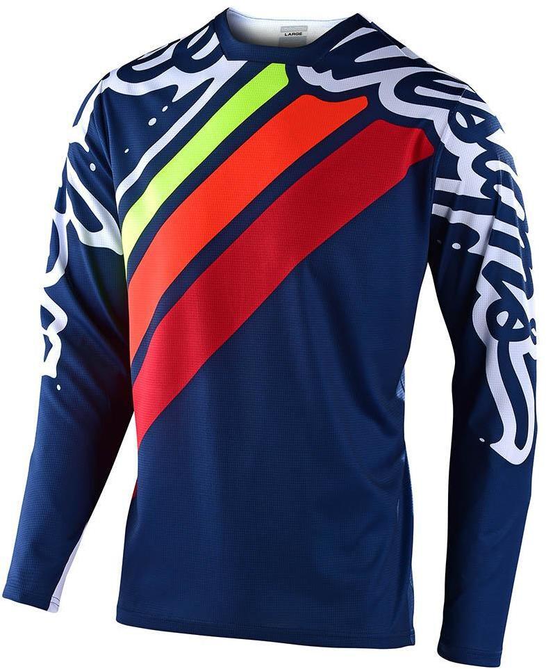 Troy Lee Designs Sprint Factory Maglia da Ciclismo Fuoristrada BMX